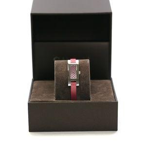 Gucci Elegant Pink Watch Bracelet